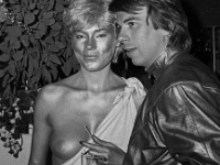 "Magic City 30  Edwige Belmore & Thierry Mugler - Grand Bal ""Magic City"" - 12 avril 1978"