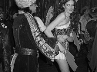 "Magi City 47  Ines de la Fressange - Grand Bal ""Magic City"" - 12 avril 1978"