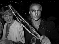 "Magi City 69  Pascal Grégory - Udo Kier - Grand Bal ""Magic City"" - 12 avril 1978"